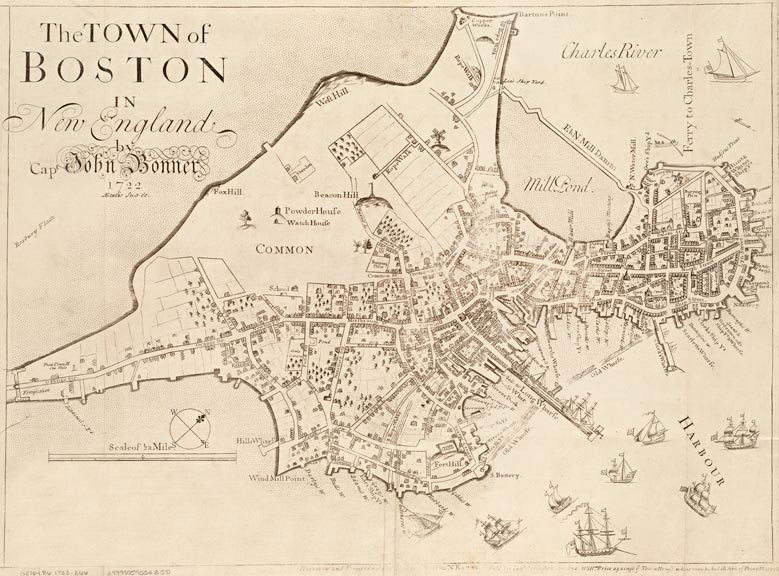 map of colonial boston area Explore Colonial Boston map of colonial boston area